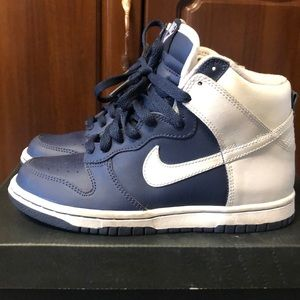 Nike High Top Dunk